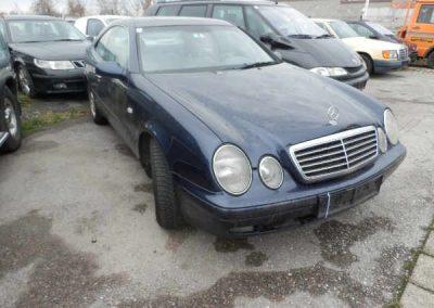Mercedes CLK 208